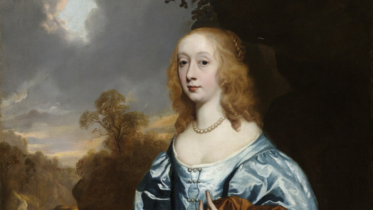 Elizabeth Murray, Countess of Dysart, later Duchess of Lauderdale (1626-1698) by Sir Peter Lely