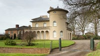 Cronkhill the Italianate villa on the Attingham Estate, Shropshire