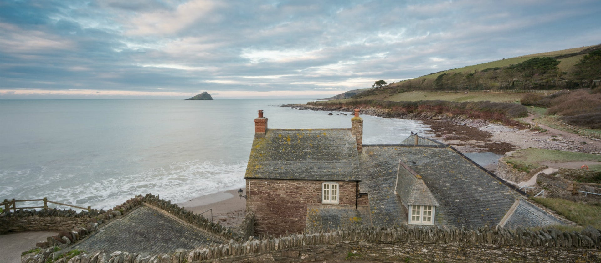 Superb Beach Coastal Cottages By The Sea In Devon National Trust Beutiful Home Inspiration Aditmahrainfo