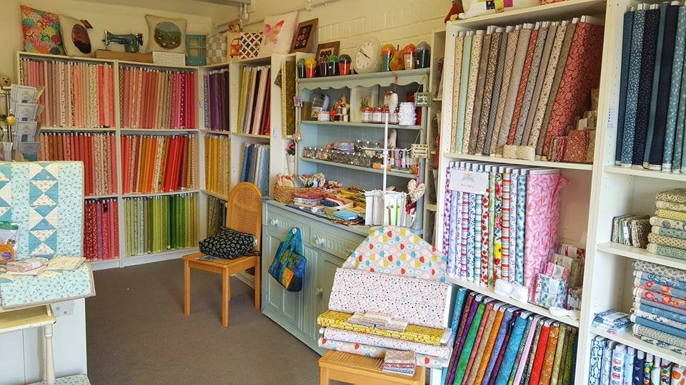 Image result for busy bees patchwork shop