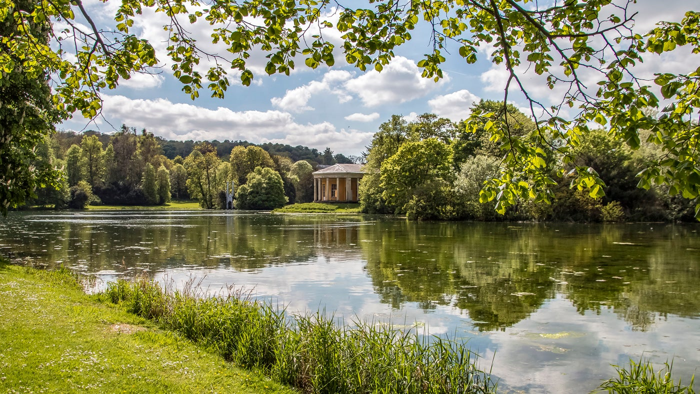Temple of Music, West Wycombe Park