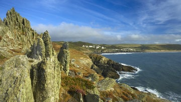 Morte Point overlooking Woolacombe Bay