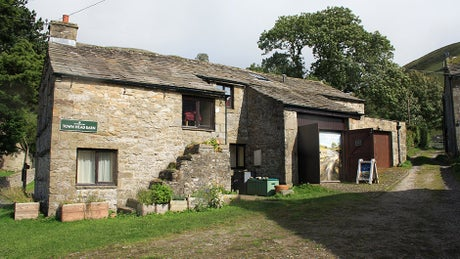 Exterior of Town Head Barn, Yorkshire