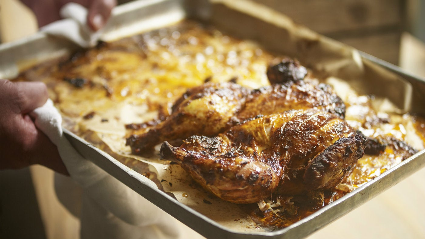 This tandoori chicken is the perfect summer recipe.