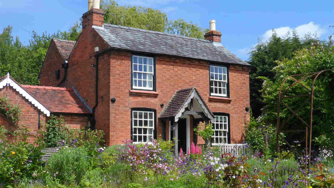 Elgar birthplace cottage worcestershire