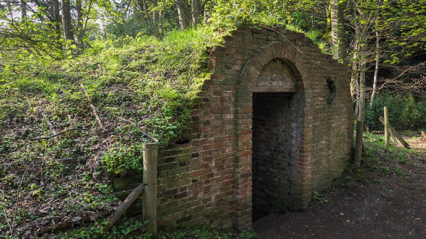 The Ice House at Felbrigg