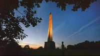 Visit the National Trust's Wellington Monument, Somerset
