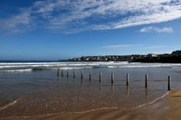 Portstewart Strand Beach and Town