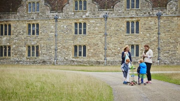 Plan your visit to Knole in Kent today.