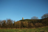 A view of Glastonbury Tor
