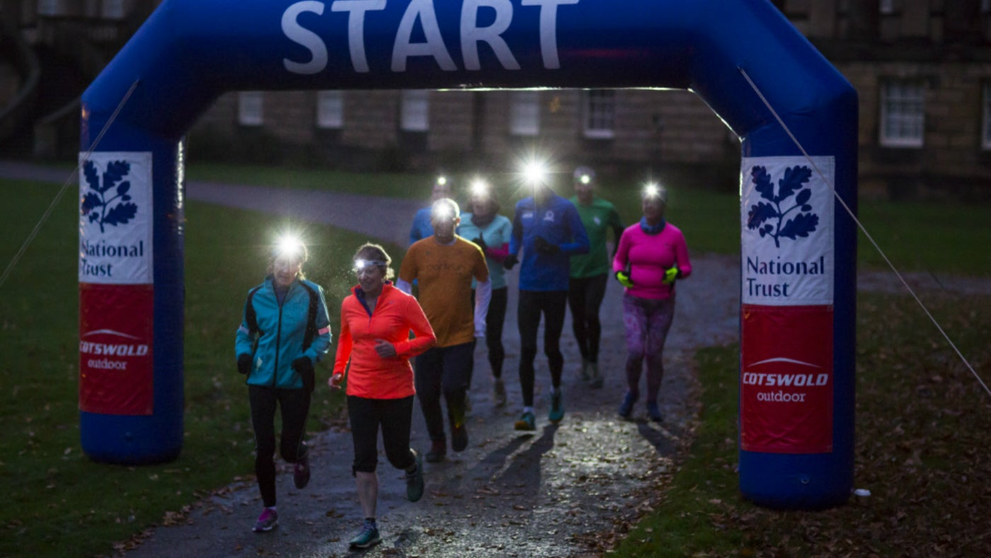 Join us for a Night Run