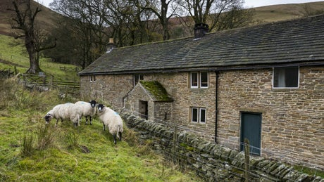 Dalehead Bunkhouse, Peak District