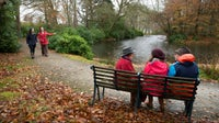 Take a break and enjoy the surroundings at Llanerchaeron