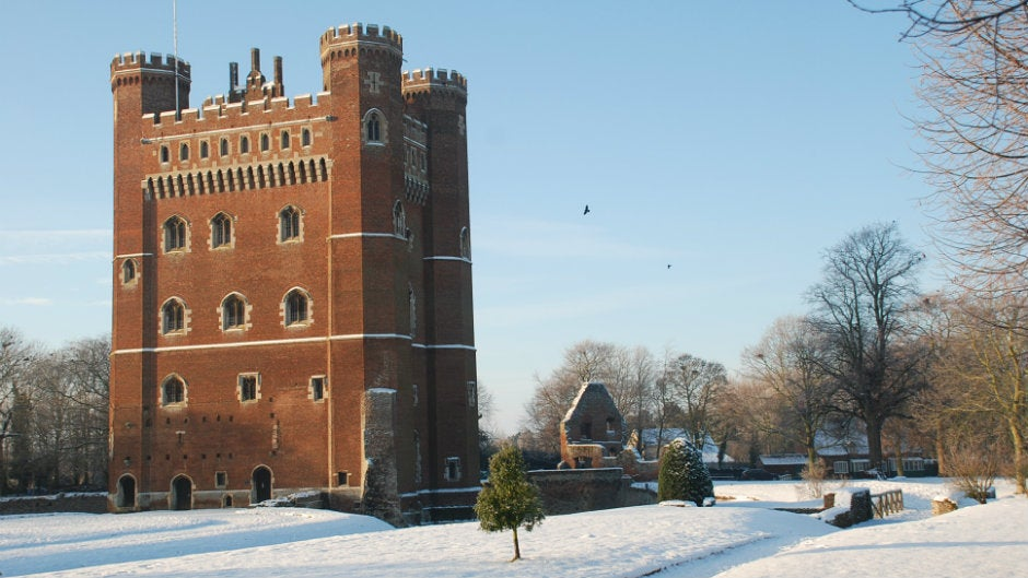 Christmas at Tattershall Castle