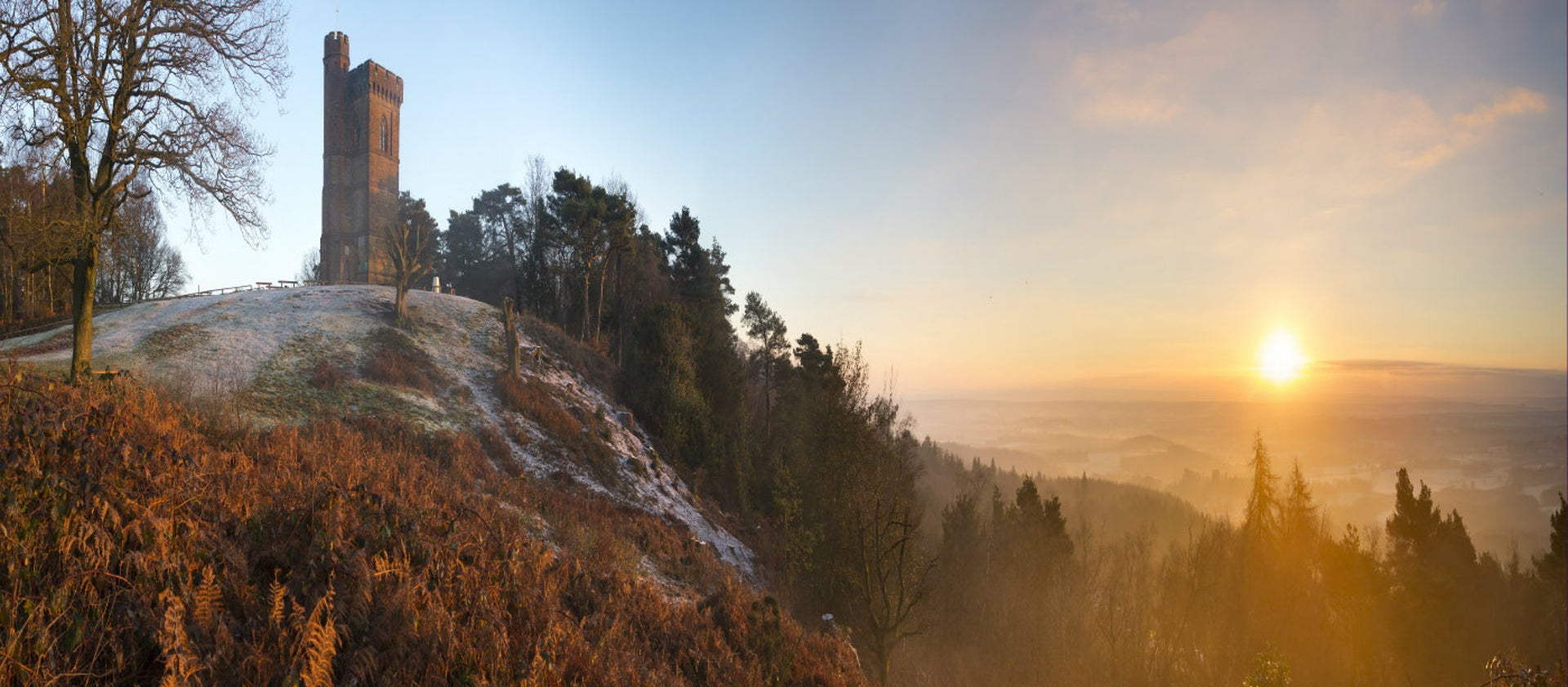 Art Butler Auto >> Leith Hill Tower and Countryside | National Trust