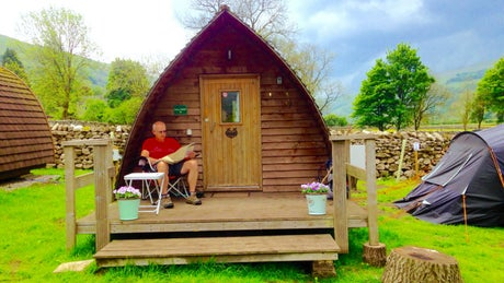 Camping within Snowdonia National Park | National Trust