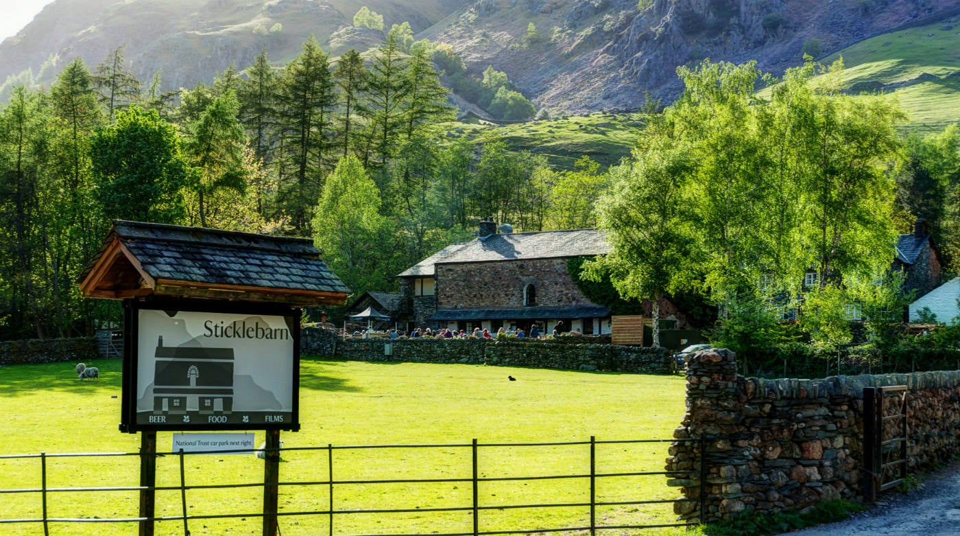 Sticklebarn & Great Langdale Campsite | National Trust