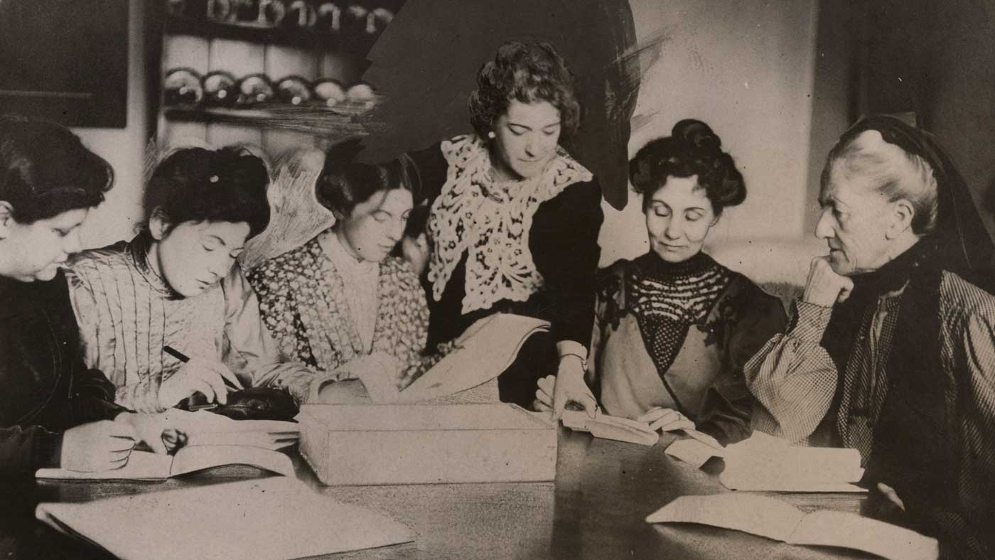 Votes for Women: A touring exhibition exploring the fight for female suffrage
