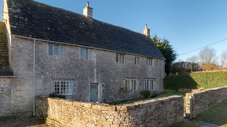 The exterior of Westwood Farm, Dorset