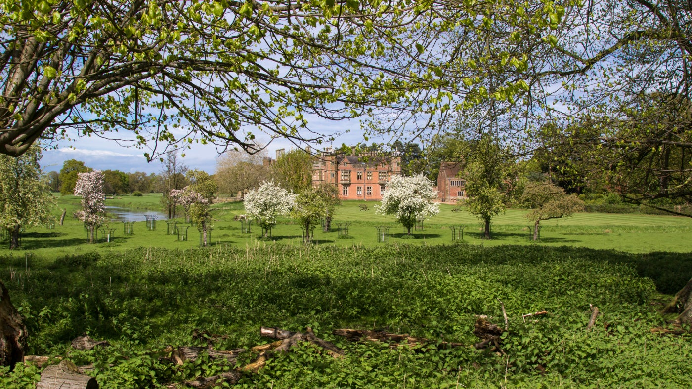 Explore Charlecote and its parkland in this beautiful riverside setting this spring