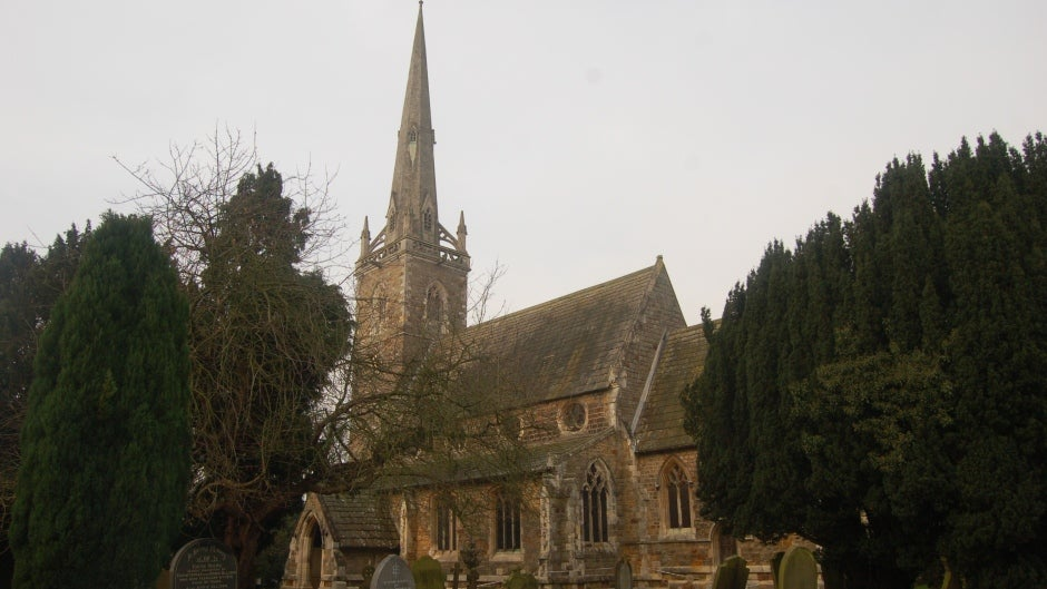 All Saints Church, Newton on Ouse