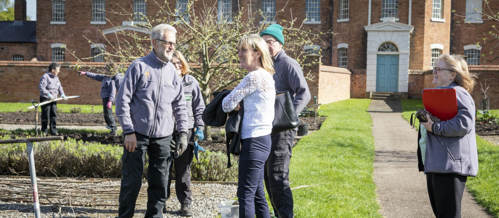 Volunteer at The Workhouse | National Trust