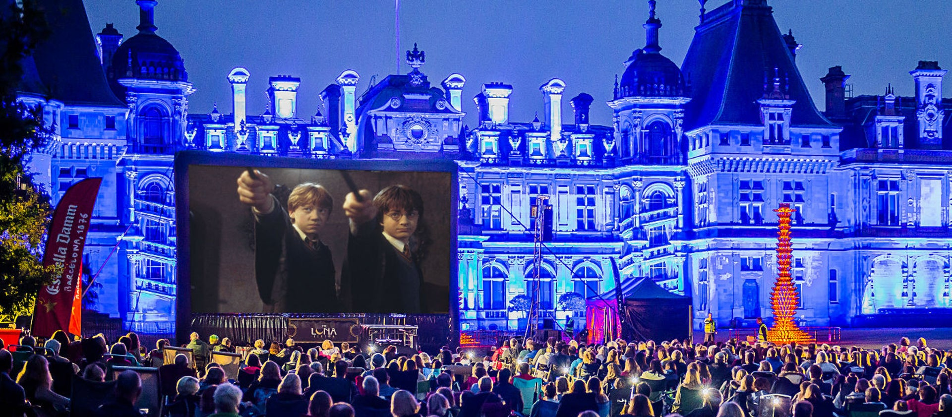 Outdoor cinema, theatre, music and film venues | National Trust