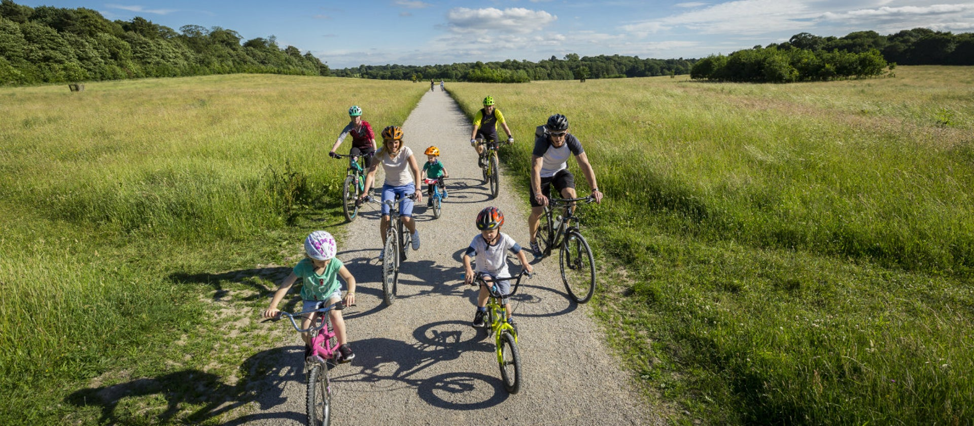 National cycling routes & trails in the UK   National Trust