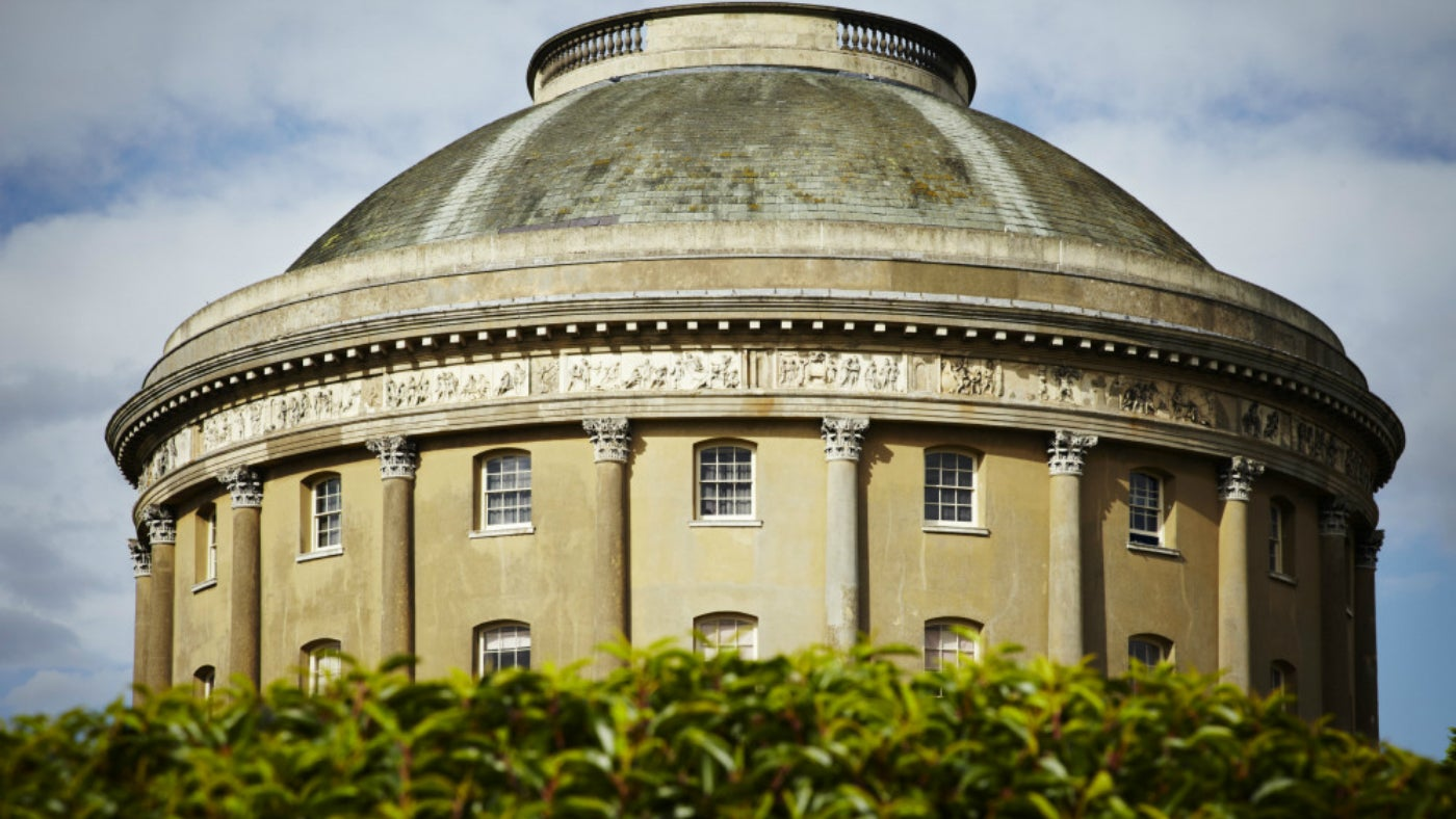 Ickworth Rotunda, Suffolk