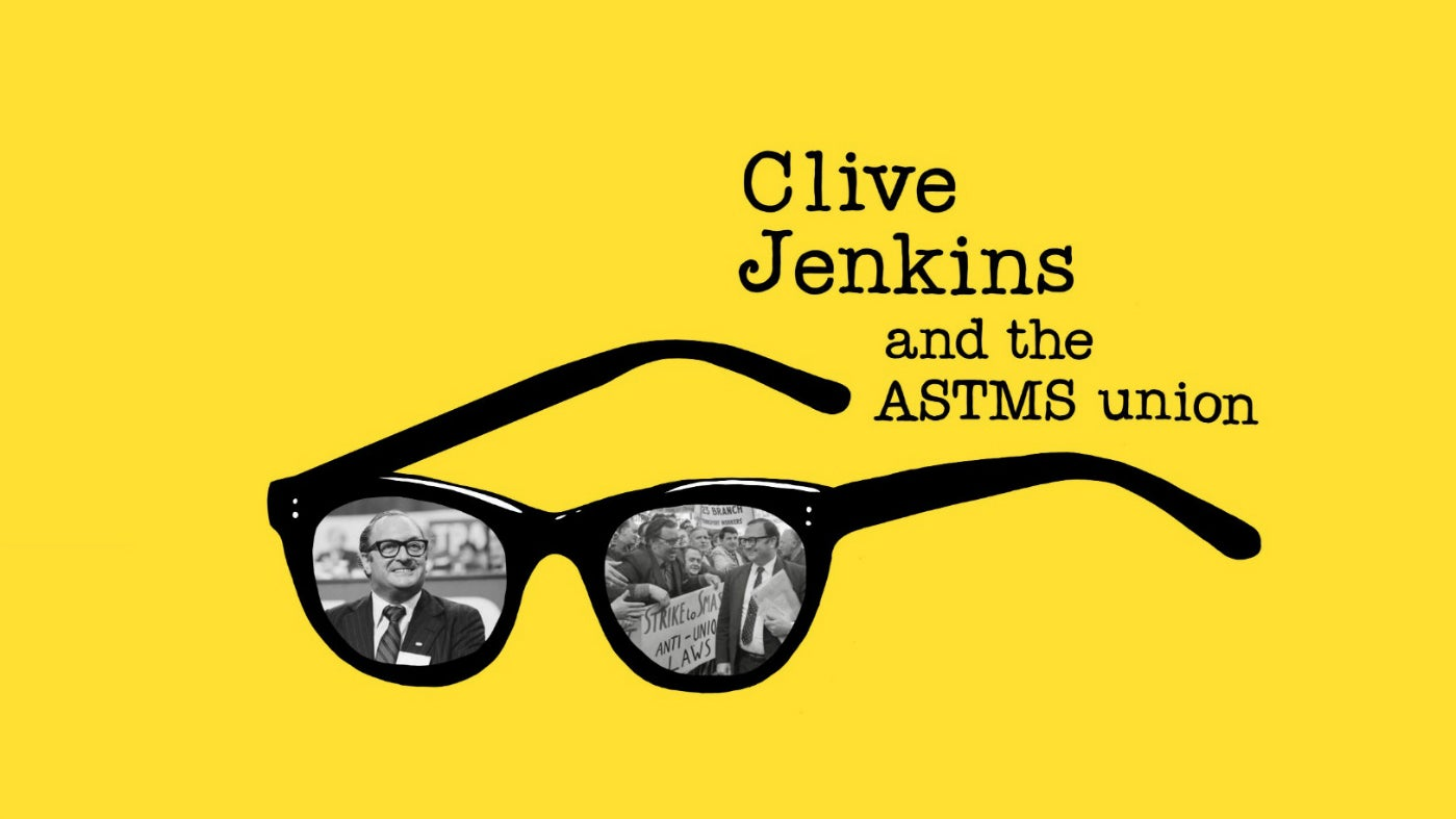 Clive Jenkins Exhibition at Sutton House