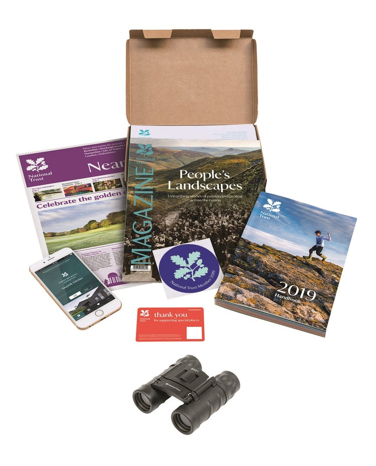 Join As A National Trust Member