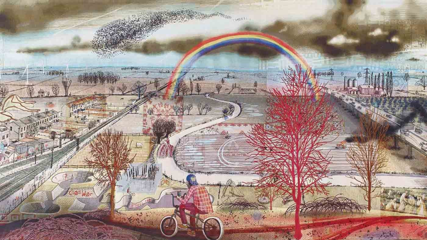 Grayson Perry Exhibition At Croome National Trust