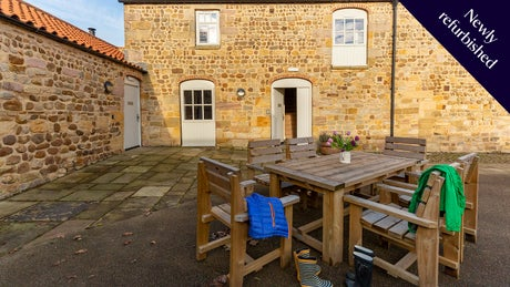 Newly refurbished - The exterior of Lapwing, Ripon, Yorkshire