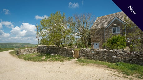 New cottage - The exterior of Spyway Cottage, Dorset