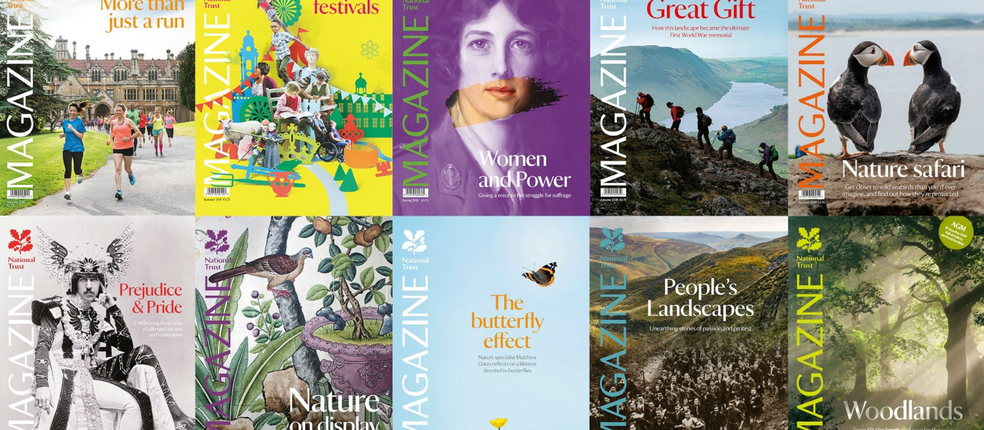 The National Trust members' magazine   National Trust
