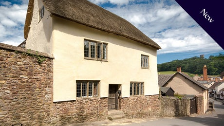 Keeper's House exterior, Dunster