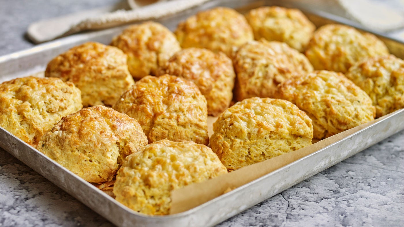 Cheese Scone Recipe National Trust