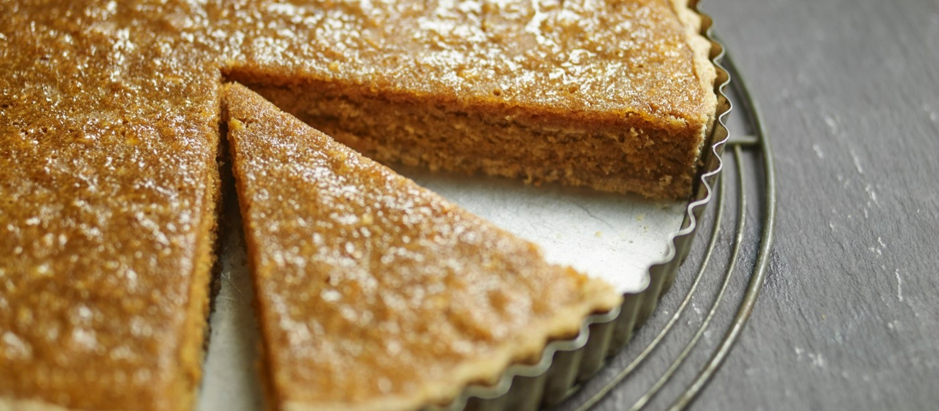 Treacle Tart National Trust