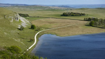 Malham Tarn in the Yorkshire Dales