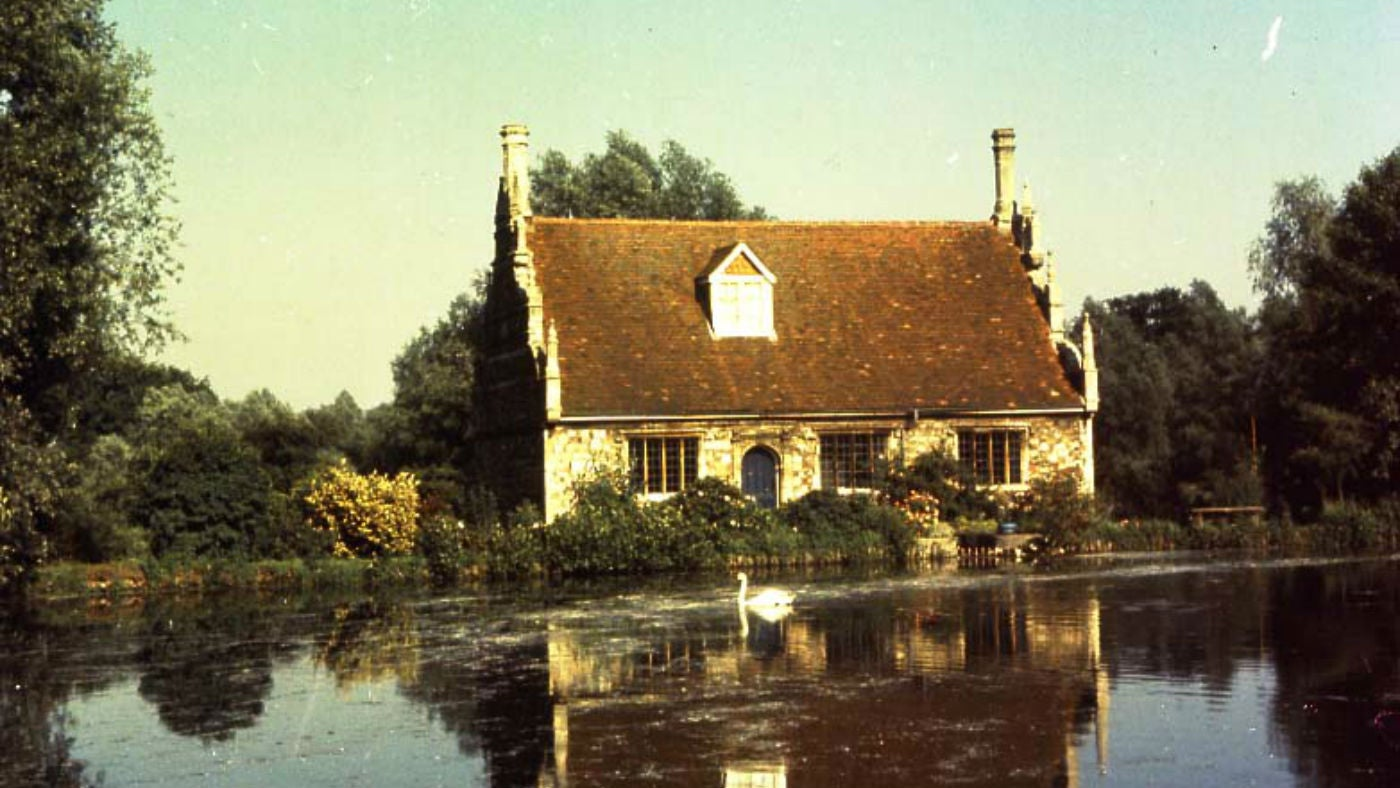 Archive image of Bourne Mill