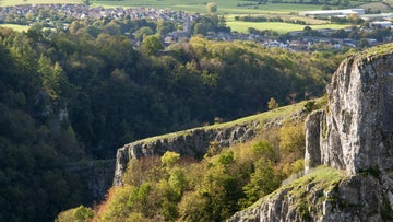 Cheddar Gorge geological features