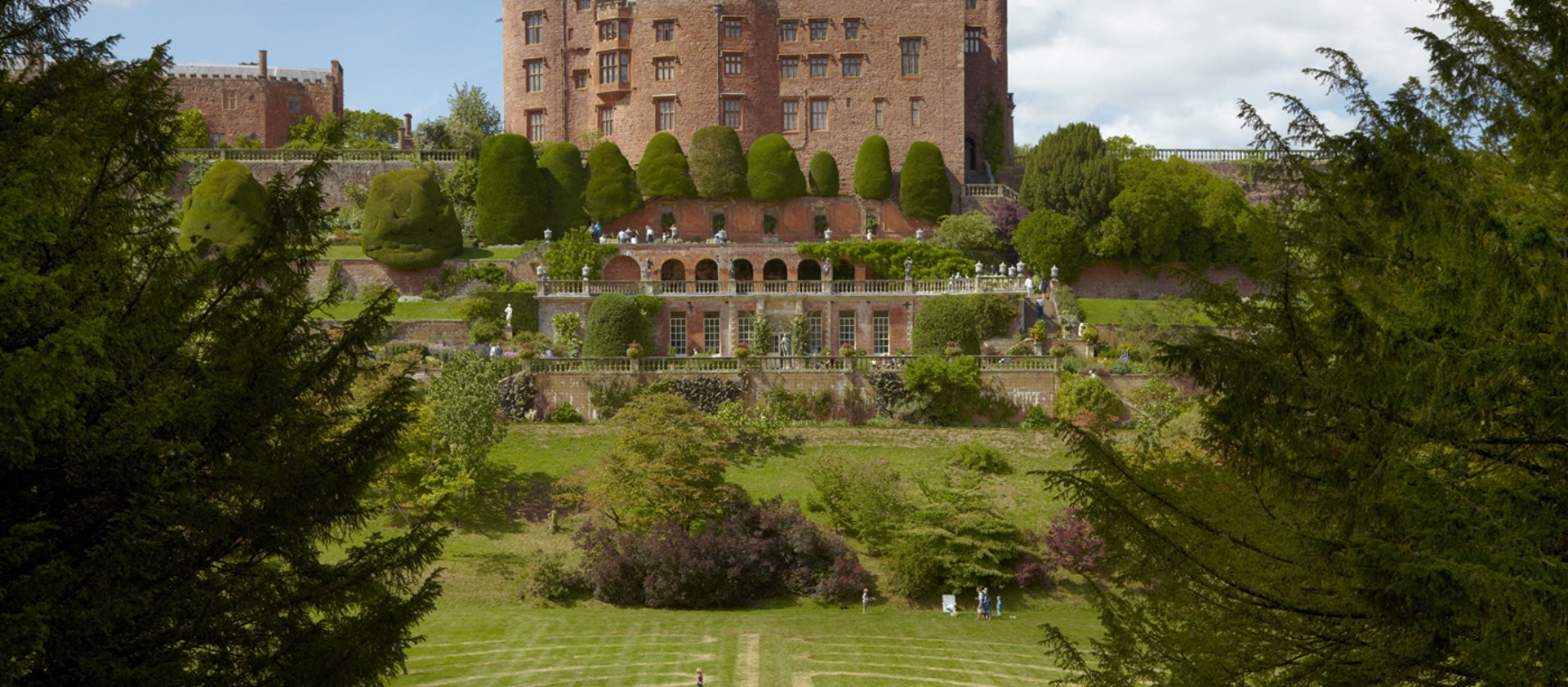Green gardening at Powis Castle | National Trust