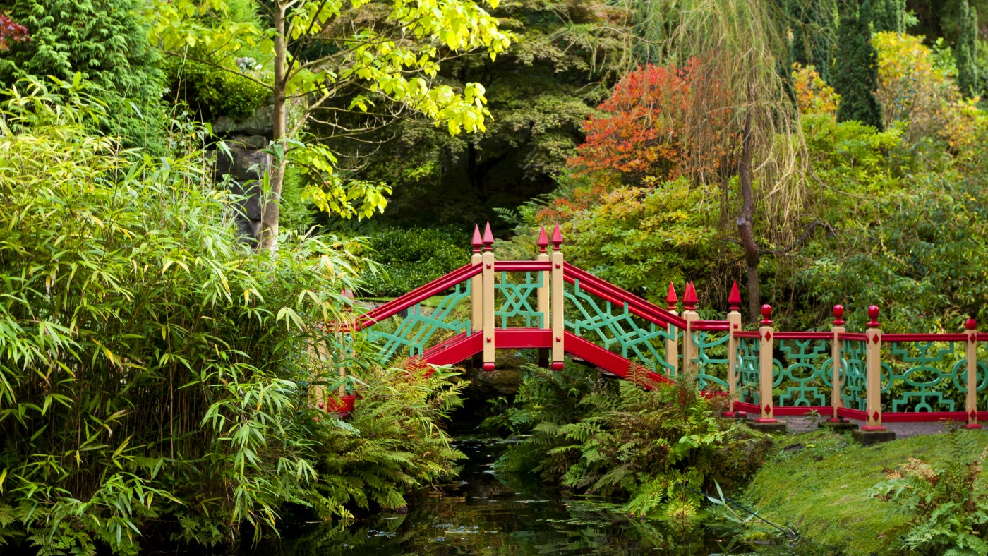 Biddulph Grange Is The Garden Of Gardens