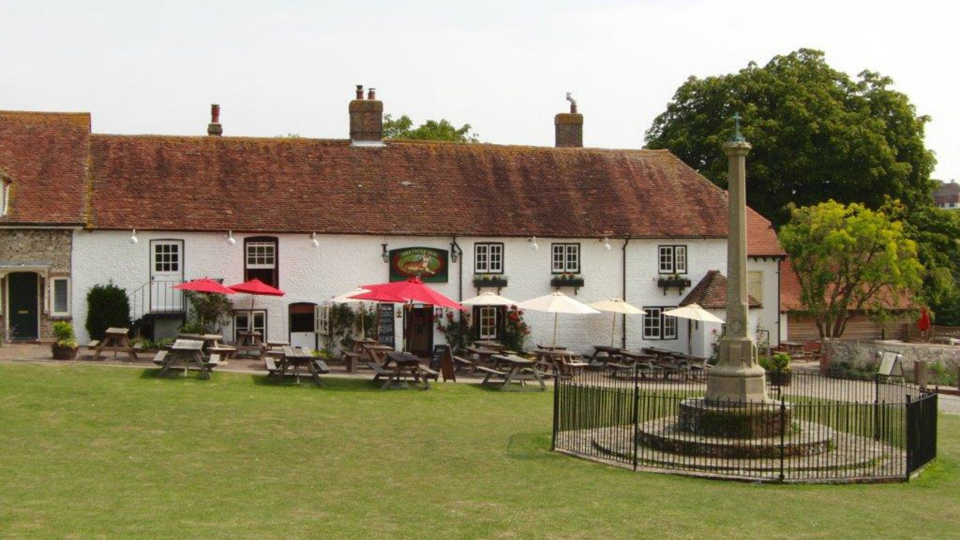 The historic Tiger Inn, East Sussex