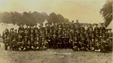 War Path 206th Clumber1913