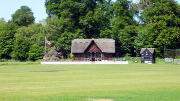 Cricket pavillion, Clumber Park