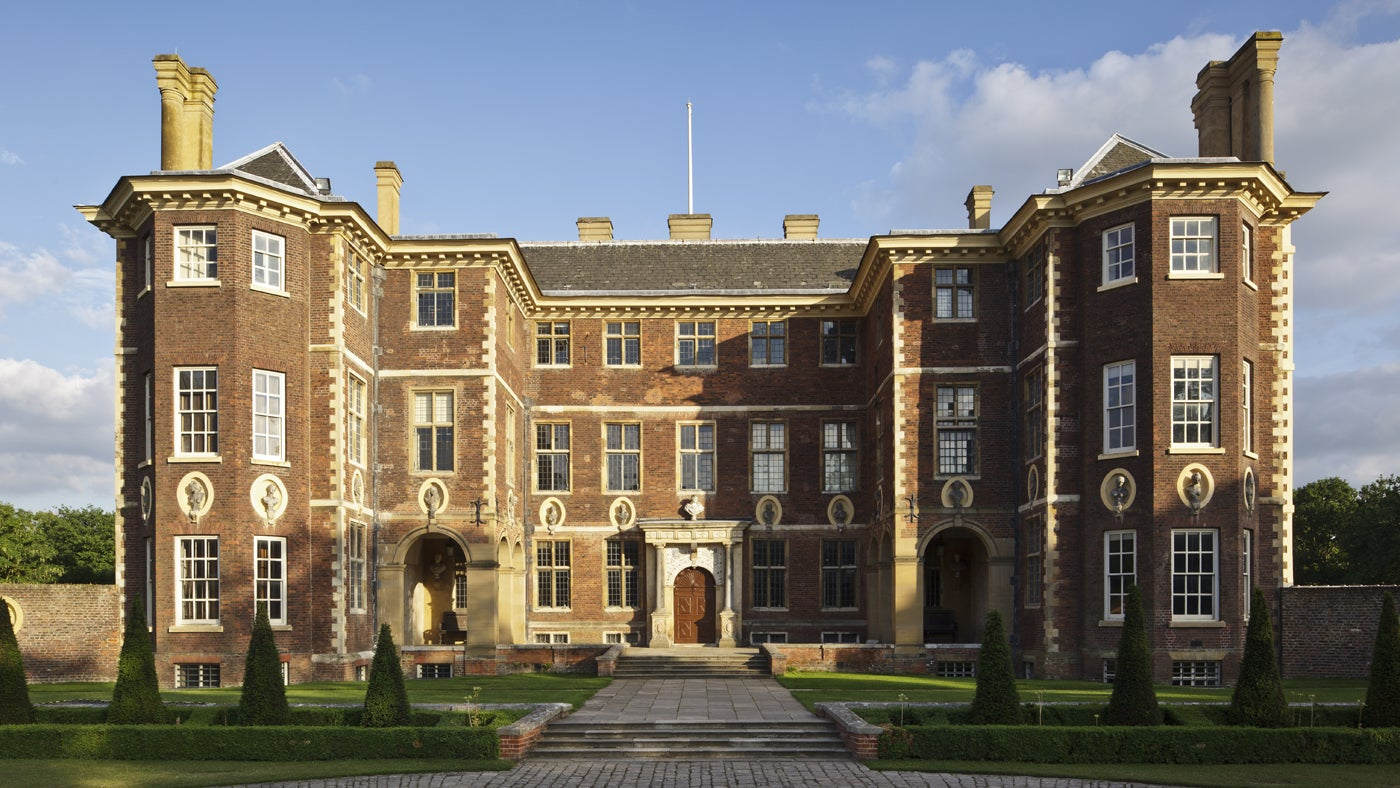 The History Of Ham House National Trust