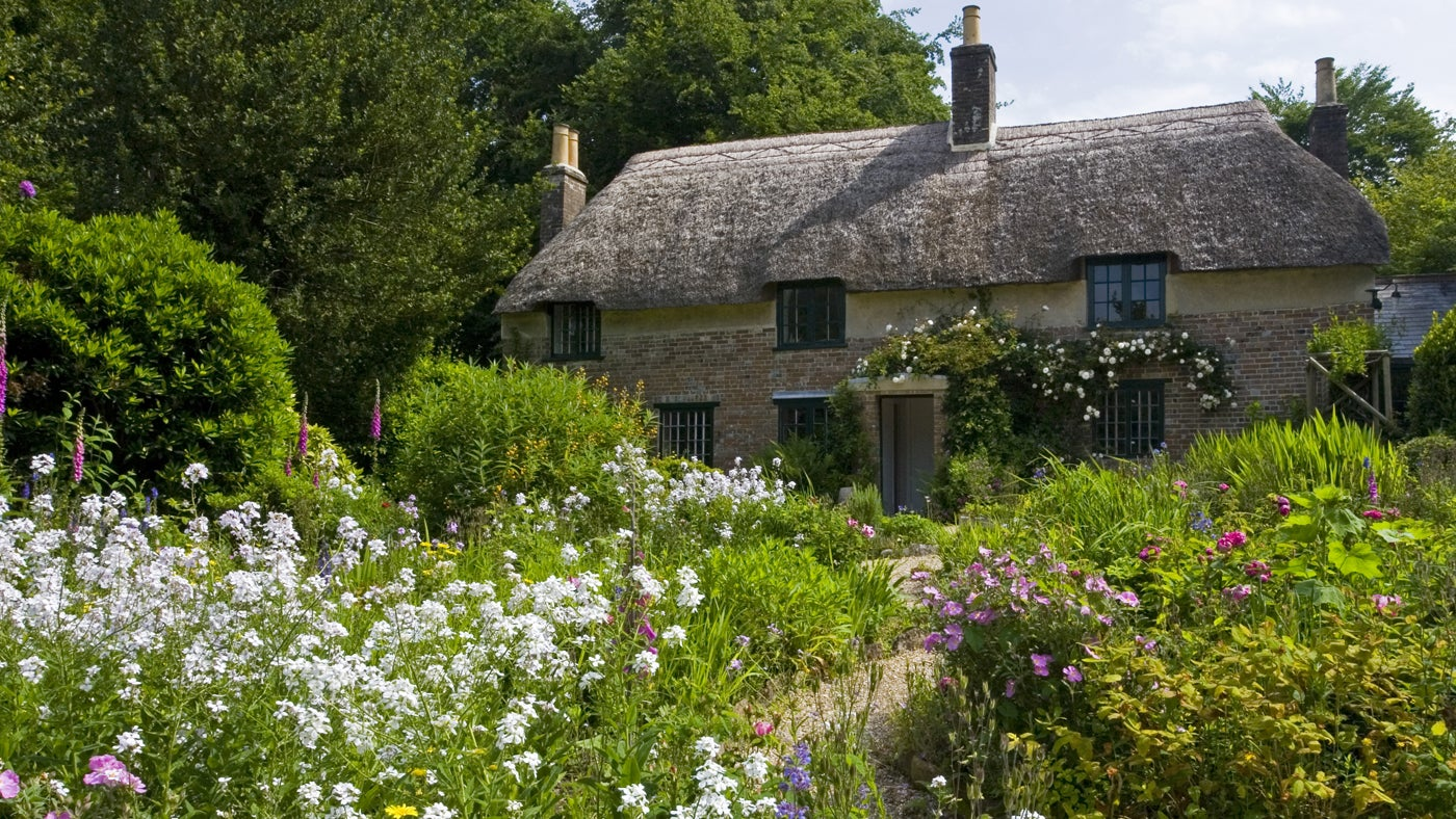 Walks with literary connections national trust - The writers cottage inspiration by design ...