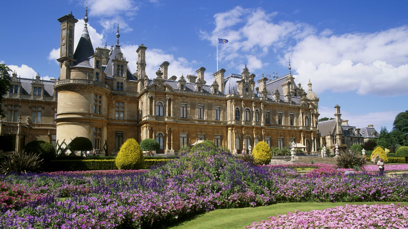 In and around Buckinghamshire... | National Trust