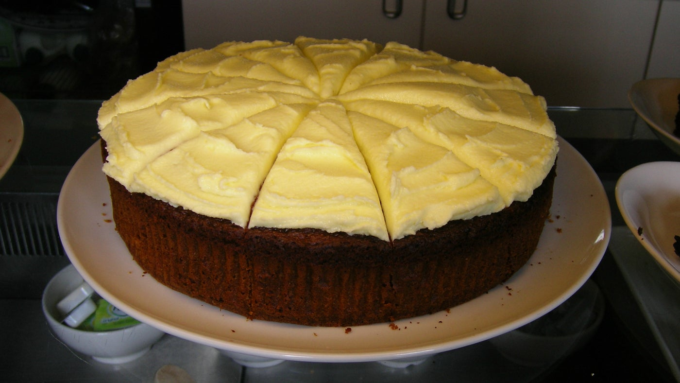 National Trust Historic Cake Recipes
